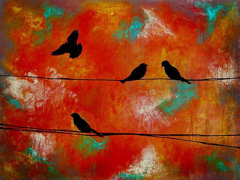 Birds of Flight by Nicole Dietz