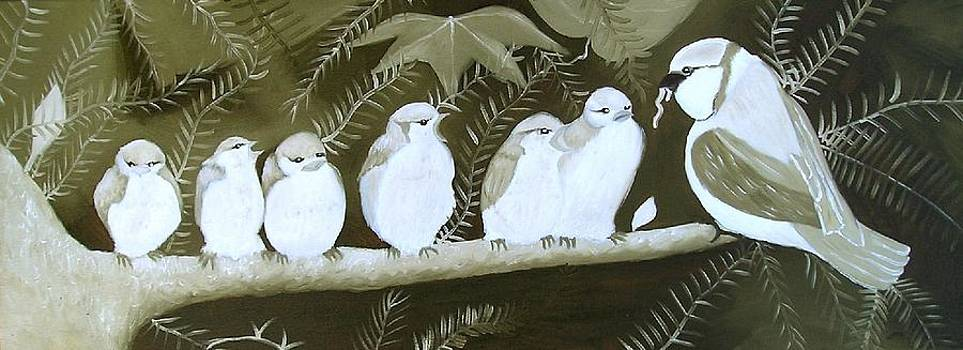 Birds by Wagner Chaves