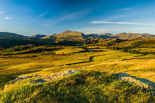 David Ross - Birker Fell Lake District