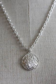Birth-Cell Division necklace by Kelly Clower