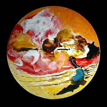 Birth of Spring No 4 by Carolyn Goodridge