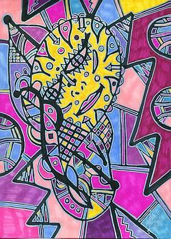Birth Of The Sun by Michelle Villarreal