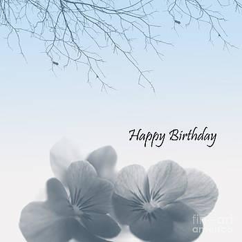 Birthday Card by Trilby Cole