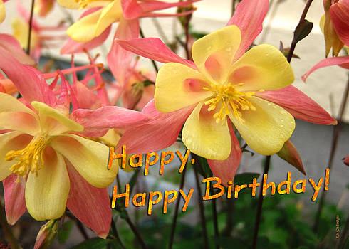 Kae Cheatham - Birthday Flowers
