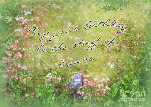 Mother Nature Artwork Collection BIRTHDAY CARDS – Nature Birthday Card