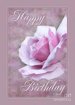 JH Designs - Birthday Lavender Rose