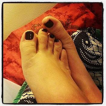 Birthday Toes! If You Want To Buy Me A by Alli Flynn