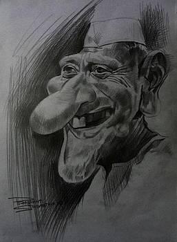 Bismillah Khan by Prashant Srivastava