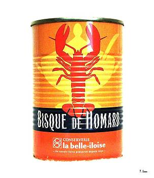 Bisque de Homard by Thomas Leon