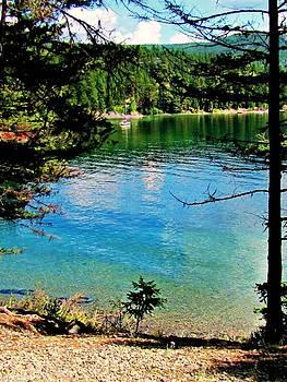 Bitterroot Lake by Deahn      Benware