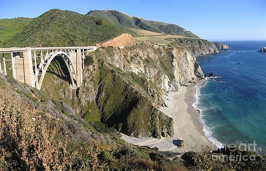Bixby Bridge by James B Toy