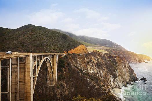 Bixby Bridge by Stella Levi