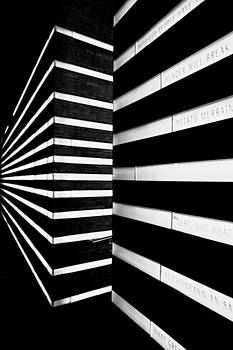 Black and White Lines by Pavel Bendov