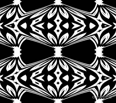 Drinka Mercep - Black and White Pattern No.265