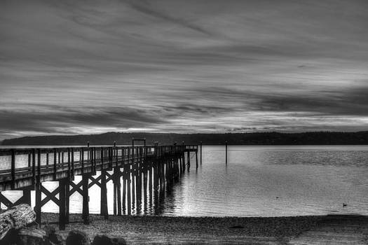 Black and White by Richard Jones