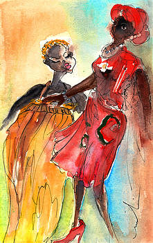 Miki De Goodaboom - Black Beauties from Lanzarote