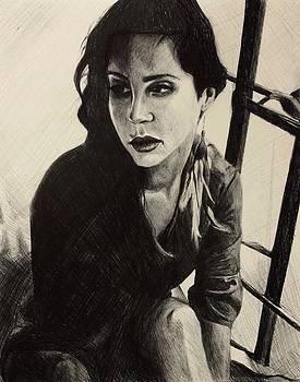 Black Beauty by Adrian Villegas