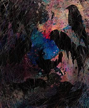 Black Bird by Rachel Christine Nowicki