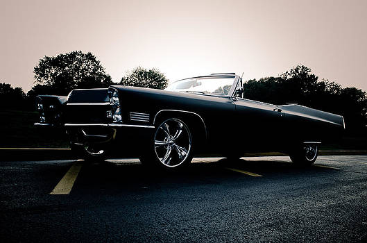 Black Caddy by Off The Beaten Path Photography - Andrew Alexander