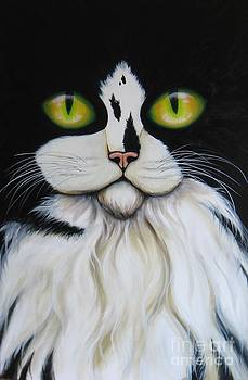 Black Cat by Nicole O'Connor