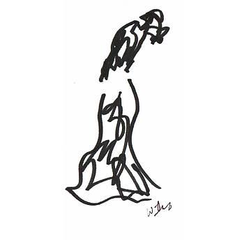 Mark Wilcox - Black Dress 2