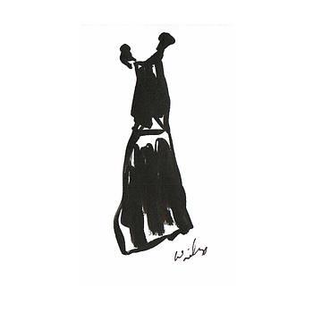 Mark Wilcox - Black Dress 3