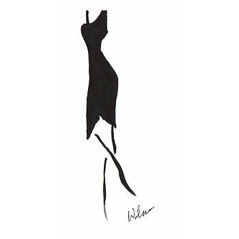 Mark Wilcox - Black Dress 6