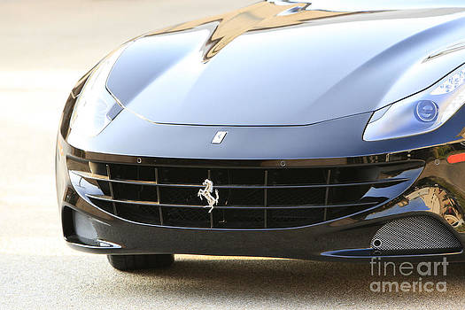 Black Ferrari by Nina Prommer