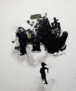 Black Friday  by Rachel Brisbois