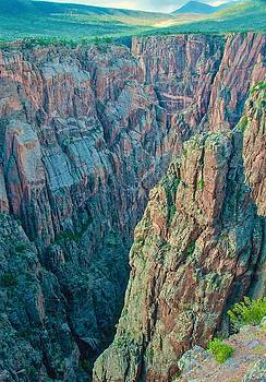 Black Gap of the Gunnison by Larry Bodinson
