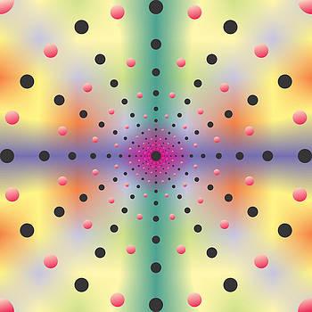 Black Hole Meditation #1  by Christian Karl