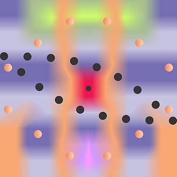 Black Hole Meditation #2 by Christian Karl