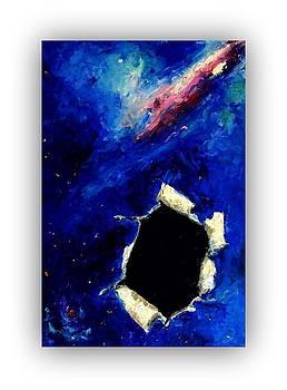 Black hole by Olga Kurzanova