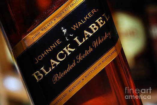Rachel Barrett - Black Label