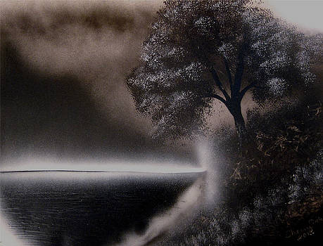 Black Lake by Sherry Chick