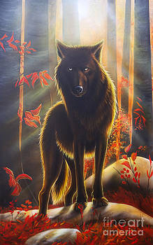 Black Magic by Sandi Baker