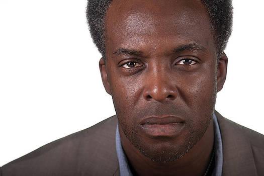 Gunter Nezhoda - black male headshot