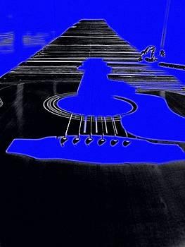 Black n Blue Rock n Roll by Stacie Adams