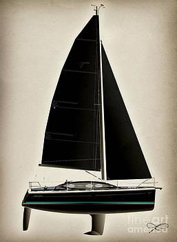 Black Pearl by Regina Marie Gallant