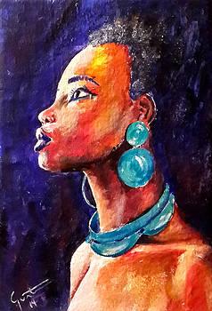 Black Princess  by Carvil Gunter