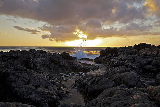 Black Rock Sunset by Brian Governale
