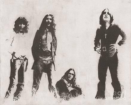 Black Sabbath by Jeff Ridlen