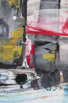 Black Sails in Full Moon by Omar Hafidi