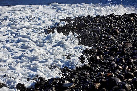Black Stone Beach by Jay Evers