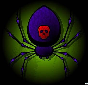 Black Widow by Corey Finney