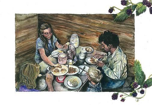 Blackberry Jam by Kim Whitton