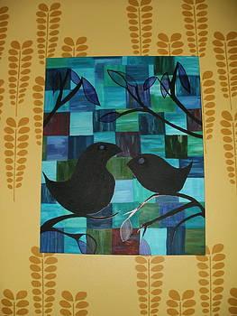 Blackbirds by Jennifer Churchill
