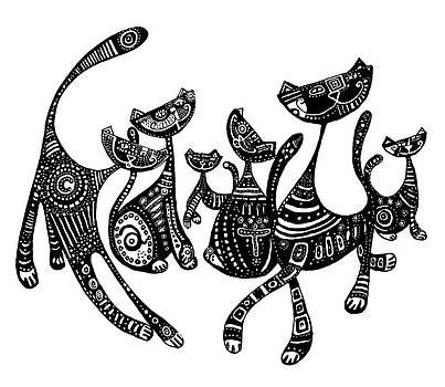 BlackCats by Dreja Novak