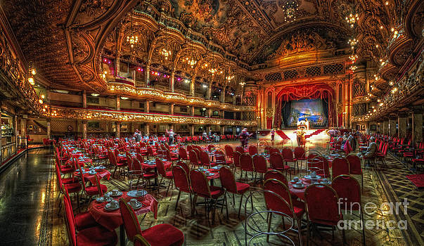 Yhun Suarez - Blackpool Tower Ballroom