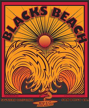 Larry Butterworth - BLACKS BEACH SAN DIEGO CALIFORNIA